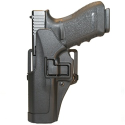 BLACKHAWK® CQC™ SERPA® MATTE FINISH HOLSTER FOR GLOCK 20/21 & S&W M&P .45 (LEFT-HANDED)