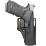 BLACKHAWK® CQC™ SERPA® MATTE FINISH HOLSTER FOR GLOCK 20/21 & S&W M&P .45 (RIGHT-HANDED)