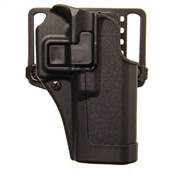 BLACKHAWK® CQC™ SERPA® MATTE BLACK HOLSTER FOR Springfield XD/Mod Sub-Compact (Right-Handed)