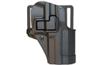 BLACKHAWK® CQC™ SERPA® MATTE BLACK HOLSTER FOR Ruger SR9/ 9E (RIGHT-HANDED)