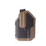 BLACKHAWK Omnivore SureFire X300/X300U-A Light Bearing Multifit Holster, Left Hand, Coyote