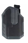 BLACKHAWK Omnivore Streamlight TLR1/2 Light Bearing Multifit Holster, Right Hand, Urban Grey