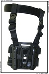 BLACKHAWK CQC TACTICAL HOLSTER PLATFORM