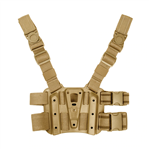 BLACKHAWK TACTICAL HOLSTER PLATFORM, Coyote