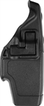 BLACKHAWK TASER X26 HOLSTER, RIGHT HANDED, BLACK