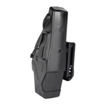 BLACKHAWK TASER X2 HOLSTER, RIGHT HANDED, BLACK