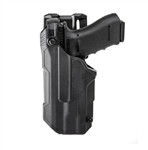 BLACKHAWK T SERIES LB L3, GLOCK 17/19/22/23/31/32/45/47 W/ TLR 7/8, LEVEL 3, LEFT HANDED