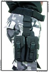 BLACKHAWK OMEGA ELITE M16 MAGAZINE POUCH (HOLDS 4)
