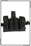 BLACKHAWK OMEGA ELITE DOUBLE PISTOL/FLASHBANG POUCH