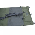 BLACKHAWK PRO-SHOOTERS MAT (OD GREEN)
