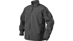 BLACKHAWK MEN'S X-LARGE BLACK TAC LIFE SOFTSHELL JACKET, EXTRA LARGE, BLACK
