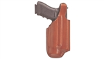 BIANCH MODEL 90 VISION HOLSTER FOR GLOCK 17/22 with M3/M6/TLR-1/TLR-2/X200/X300, TAN, RIGHT-HANDED