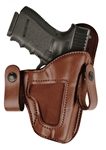 BIANCHI MODEL 120 COVERT OPTION IWB HOLSTER, GLOCK 17/22, RIGHT-HANDED