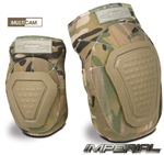DAMASCUS IMPERIAL NEOPRENE KNEE PADS, MULTICAM