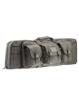 "Drago Gear 36"" Single Rifle Case, Grey"
