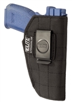 ELITE SURVIVAL SYSTEMS BELT CLIP HOLSTER, SIZE 5