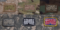 MSM Team America, MultiCam , 3 x 2