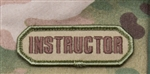 MSM INSTRUCTOR PATCH, MULTICAM