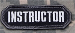 MSM INSTRUCTOR PATCH, SWAT