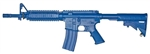 BLUEGUN M4 COMMANDO Flat Top, Open Stock Fwd Rail