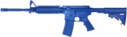 BLUEGUN COLT M4 FLAT TOP W/FORWARD RAIL TRAINING REPLICA