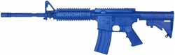 BLUEGUN COLT M4 FLAT TOP FORWARD RAIL (CLOSED STOCK) TRAINING REPLICA