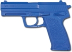 BLUEGUN HK USP .45 TRAINING REPLICA, WEIGHTED