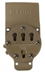 G-CODE RTI OPTIMAL DROP PLATFORM, 2IN BELT, OD GREEN (VERSION 2)