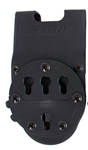 G-CODE RTI OPTIMAL DROP PLATFORM, 2IN BELT, BLACK