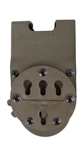 G-CODE RTI OPTIMAL DROP PLATFORM, 2IN BELT, OD GREEN
