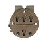 G-CODE RTI BATTLE BELT MOLLE ADAPTER, OD GREEN