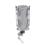 G-CODE SOFTSHELL SCORPION TALL PISTOL MAG CARRIER (GRAY/GRAY)
