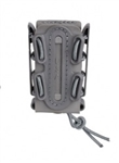G-CODE SOFTSHELL SCORPION SHORT PISTOL MAG CARRIER (GRAY/GRAY)