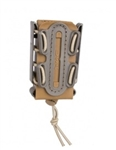 G-CODE SOFTSHELL SCORPION SHORT PISTOL MAG CARRIER (TAN/GREEN)