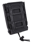 G-CODE SOFTSHELL SCORPION RIFLE MAG CARRIER (BLACK/BLACK)