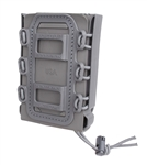 G-CODE SOFTSHELL SCORPION RIFLE MAG CARRIER (GRAY/GRAY)
