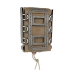 G-CODE SOFTSHELL SCORPION RIFLE MAG CARRIER (TAN/GREEN)