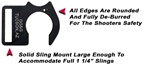GG&G REMINGTON 870 FRONT SLING ATTACHMENT