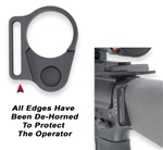 GG&G AR SLOTTED SLING ATTACHMENT, FOR FIXED STOCKS