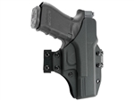 BLADE-TECH TOTAL ECLIPSE OWB/IWB HOLSTER, S&W M&P Shield 9/40 With Streamlight TLR-6 Weaponlight, AMBI