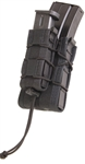 HSGI MOLLE DOUBLE DECKER TACO POUCH, RIFLE/PISTOL, BLACK