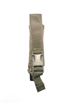 HSGI COLLAPSIBLE BATON / MP5 POUCH, OD GREEN