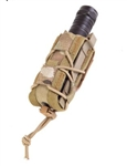 HSGI BELT MOUNTED PISTOL TACO, MULTICAM