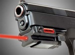 LASERMAX UNI-MAX RAIL MOUNT LASER (RED)