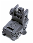 MAGPUL MBUS FLIP-UP REAR SIGHT, POLYMER (BLACK)