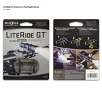 NITE IZE LITERIDE GT, UNIVERSAL FLASHLIGHT MOUNT
