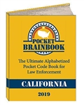 Pocket Brainbook California Edition, 2019
