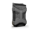 PITBULL TACTICAL UNIVERSAL MAGAZINE POUCH, BLACK