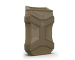 PITBULL TACTICAL UNIVERSAL MAGAZINE POUCH, FDE