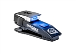QUIQLITE X RECHARGEABLE, BLUE AND WHITE LED